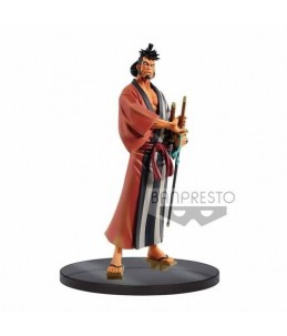Banpresto Figurine One Piece The Grandline Men Vol.4 - Wano Kuni