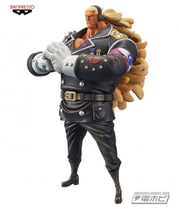 Banpresto Figurine One Piece The Grandline Men Vol.7 - Douglas Bullet