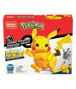 Méga Contrux Pokémon - Pikachu Géant 33cm