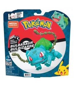 Méga Contrux Pokémon - Bulbizarre 10cm