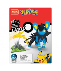 Méga Contrux Pokémon - Luxio 10cm