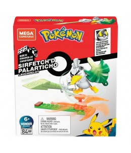 Méga Contrux Pokémon - Palarticho 10cm