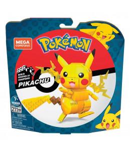 Méga Contrux Pokémon - Pikachu 10cm