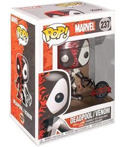 Funko POP! Marvel n°237 Deadpool / Venom (Special Edition)