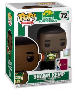 Funko POP! Seattle Supersonics n°72 Shawn Kemp (2020 Spring Convention)