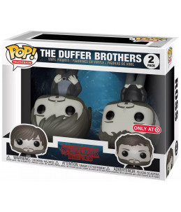 Funko POP! Stranger Things 2Pack The Duffer Brothers (Target Exclusive)
