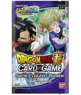"[FR] Dragon Ball Super - Boosters de 12 cartes ""Booster Battle Evolution"""
