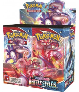 "[EN] Pokémon Display ""SWSH05 Battle Styles"" 36 Boosters"