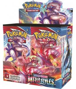 """[EN] Pokémon Display """"SWSH05 Battle Styles"""" 36 Boosters"""