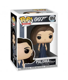 """Funko POP! James Bond 007 n°1014 Paloma from """"No Time to Die"""""""