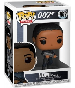 """Funko POP! James Bond 007 n°1012 Nomi from """"No Time to Die"""""""