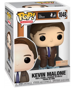 Funko POP! The Office n°1048 Kevin Malone (Boxlunch Exclusive)