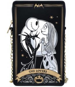 "Loungefly Disney ""The Nightmare Before Christmas"" - Tarot Card Box Crossbody Bag"
