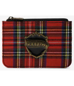 Loungefly Harry Potter Prefect Plaid Cardholder (BoxLunch Exclusive)
