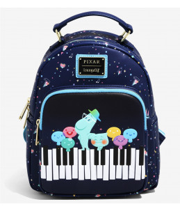 Loungefly Disney Pixar Soul Piano Mini Backpack (BoxLunch Exclusive)