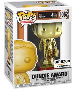 Funko POP! The Office n°1052 Customizable Dundie Award (Amazon Exclusive)