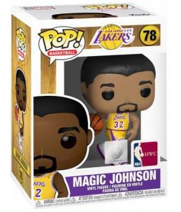 Funko POP! NBA Los Angeles Lakers n°78 Magic Johnson