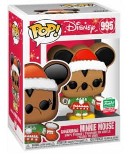 Funko POP! Disney n°995 Gingerbread Minnie Mouse (Funko Shop Exclusive)