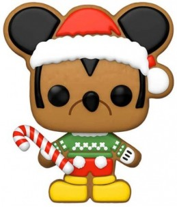 Funko POP! Disney n°994 Gingerbread Mickey Mouse (Funko Shop Exclusive)