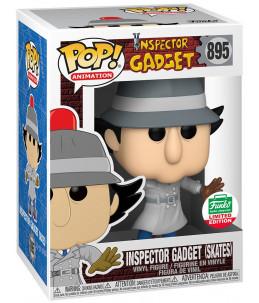 Funko POP! Inspector Gadget n°895 Inspector Gadget (Skates) (Funko Shop Exclusive)