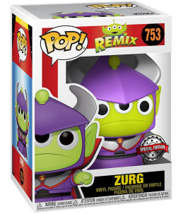 Funko POP! Alien Remix n°753 Zurg (Special Edition)