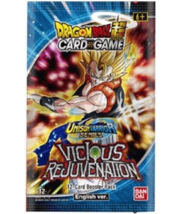"[FR] Dragon Ball Super - Boosters de 12 cartes ""Vicious Rejuvenation"""