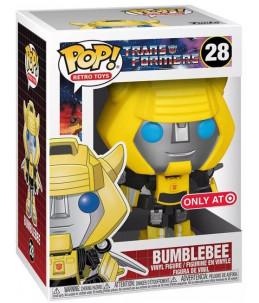 Funko POP! Transformers n°28 Bumblebee (Target Exclusive)