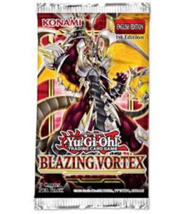 [FR] Yu-Gi-Oh! - Booster de 9 cartes - Vortex Embrasé