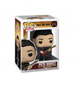PRECO 30/06/21 Funko POP! Fall Out Boy n°211 Pete Wentz
