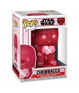 Funko POP! Star Wars n°419 Chewbacca (Valentin)