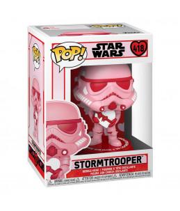 Funko POP! Star Wars n°418 Stormtrooper (Valentin)