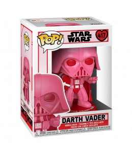 Funko POP! Star Wars n°417 Darth Vader (Valentin)