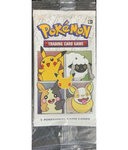 "[EN] Pokémon Booster de 3 cartes ""General Mills 25th"""