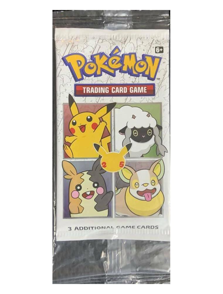 "[EN] Pokémon Booster de 3 cartes ""General Mills 25th"""