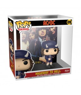 Préco 31/08/21 Funko POP! AC/DC n°09 Highway To Hell