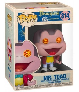 Funko POP! Disney 65th n°814 Mr. Toad