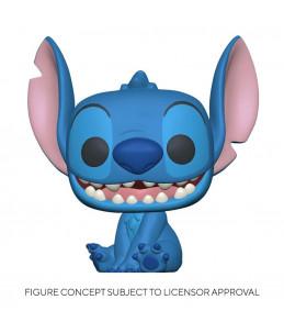 Preco 30/09/21 Funko POP! Disney n°XXX Stitch 25 cm