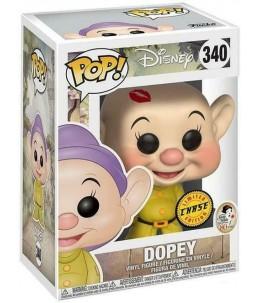 Funko POP! Blanche Neige n°340 Dopey CHASE
