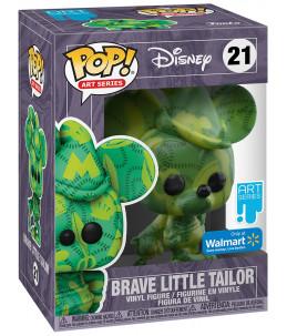 Funko POP! Disney Art Series n°21 Brave Little Taylor Mickey (Walmart Exclusive)