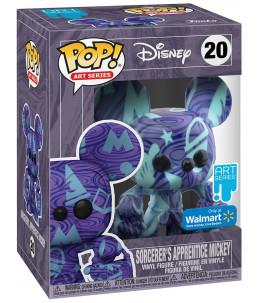 PRECO 31/05/21 Funko POP! Disney Art Series n°20 Sorcerer's Apprentice Mickey (Walmart Exclusive)