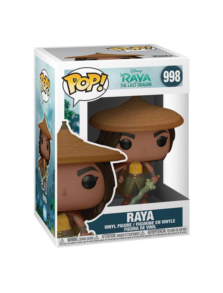 Funko POP! Disney  Raya And The Last Dragon n°998 Raya