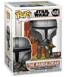 Funko POP! Star Wars n°408 The Mandalorian (Game Stop Exclusive)