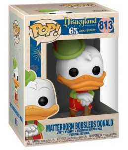 Funko POP! Disney 65th n°813 Matterhorn Bobsleds Donald