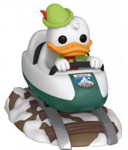 Funko POP! Disney 65th n°88 Matterhorn Bobsleds Attraction and Donald Duck