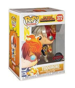 Funko POP! My Hero Academia n°372 Todoroki (Special Edition)
