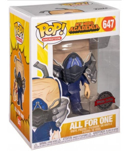Funko POP! My Hero Academia n°647 All For One (Special Edition)
