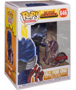Funko POP! My Hero Academia n°646 All For One (Special Edition)