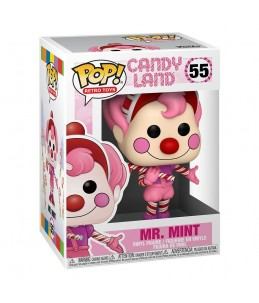 Expédition le 10/03/21 Funko POP! Candy Land n°55 Mr. Mint