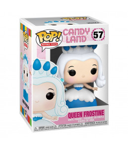 Préco le 30/04/21 Funko POP! Candy Land n°57 Queen Frostine