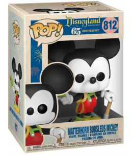 Funko POP! Disney 65th n°812 Matterhorn Bobsleds Mickey